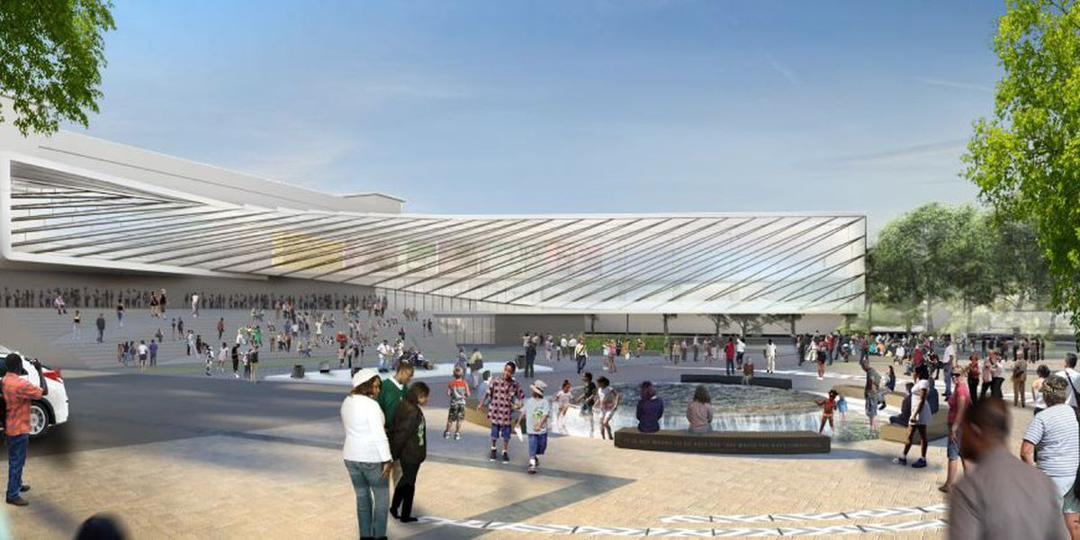 Plan for $75 million Int. African American Museum gaining momentum