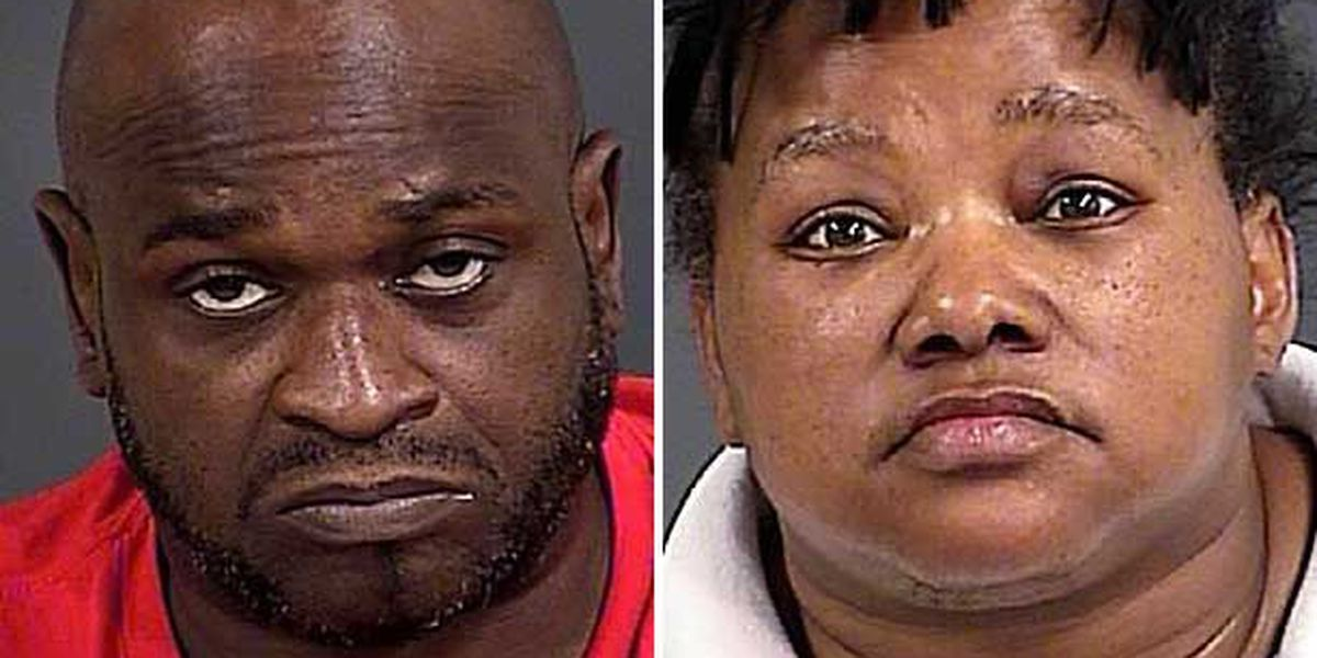 Couple facing drug dealing charges after cops find heroin at W. Ashley home
