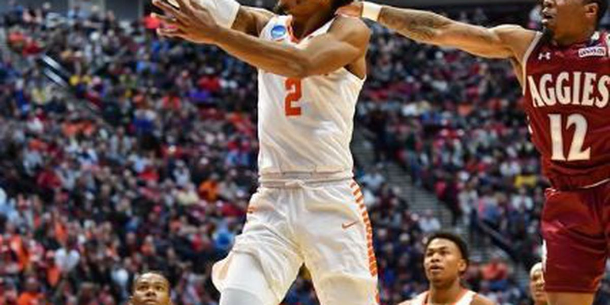 Clemson to face Auburn in Round of 32