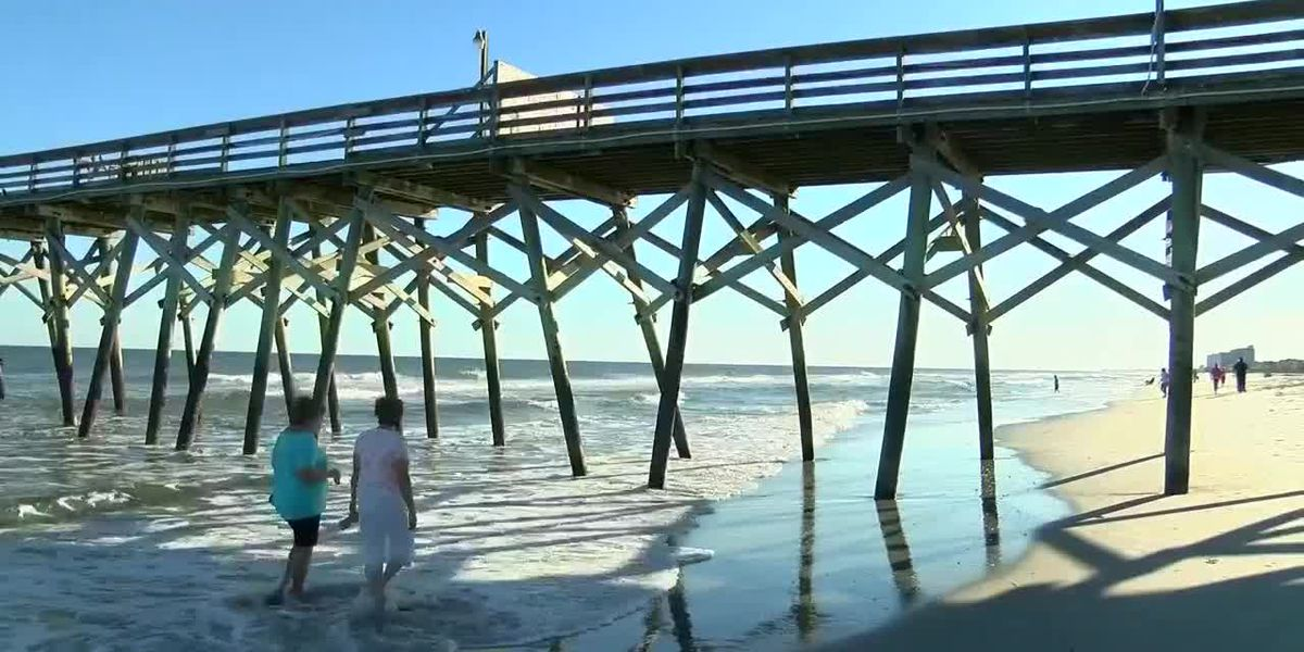 Surfside Beach makes slight changes to new pier design
