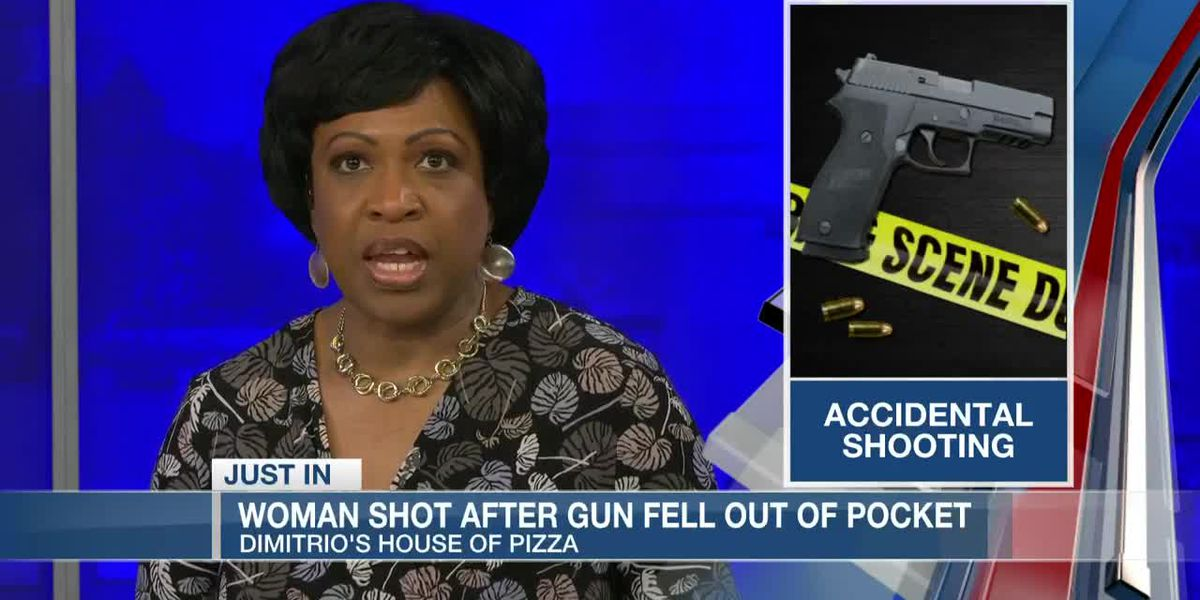 VIDEO: Police: Woman shot in the head after customer accidentally drops gun at pizza shop
