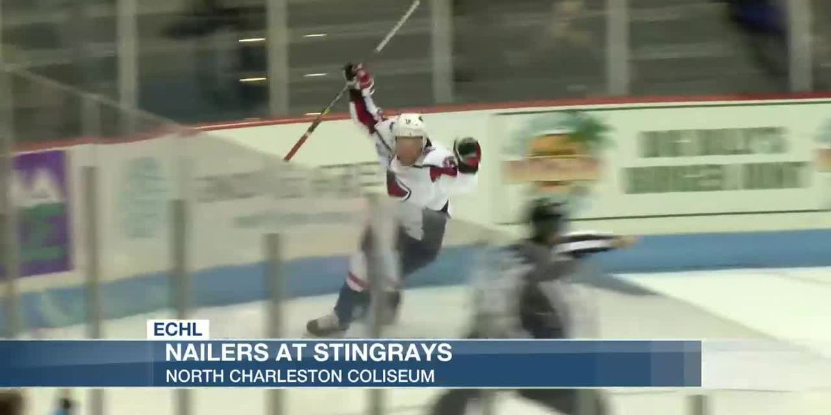 VIDEO: Stingrays score 4 in a row to beat Wheeling on Friday