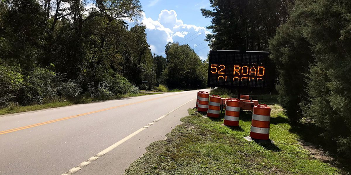 Old Hwy. 52 bridge in Moncks Corner to close for five months for replacement