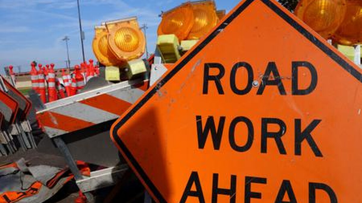 Overnight work on I-26 continues Sunday night for Volvo Car Interchange Project