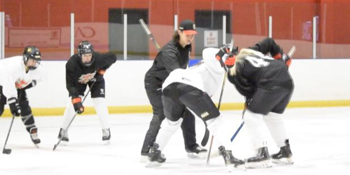 Former Stingrays coach Anastas using break from ECHL to assist in NWHL