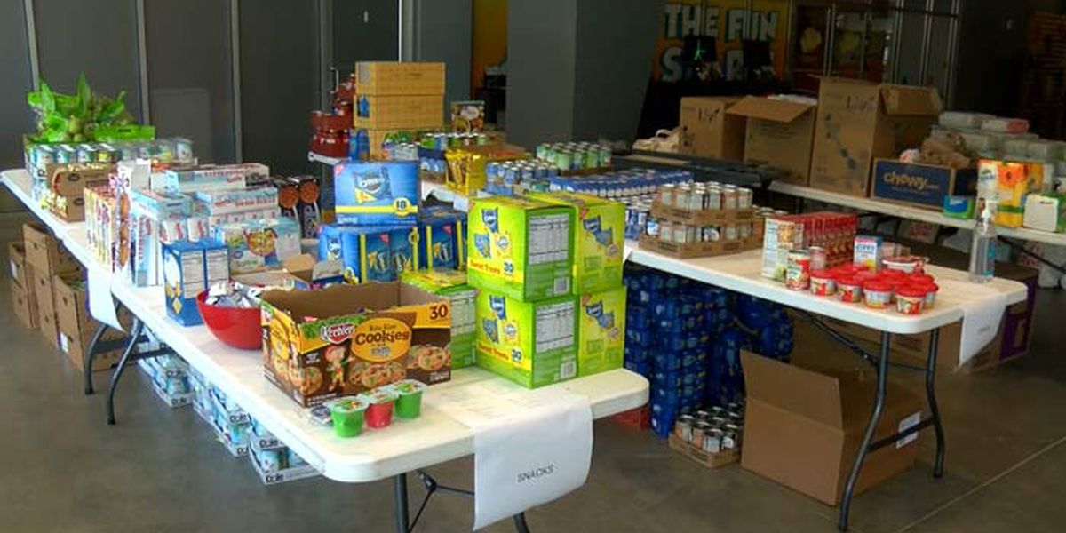 Lowcountry Strong: Church to distribute food, supplies to people in need