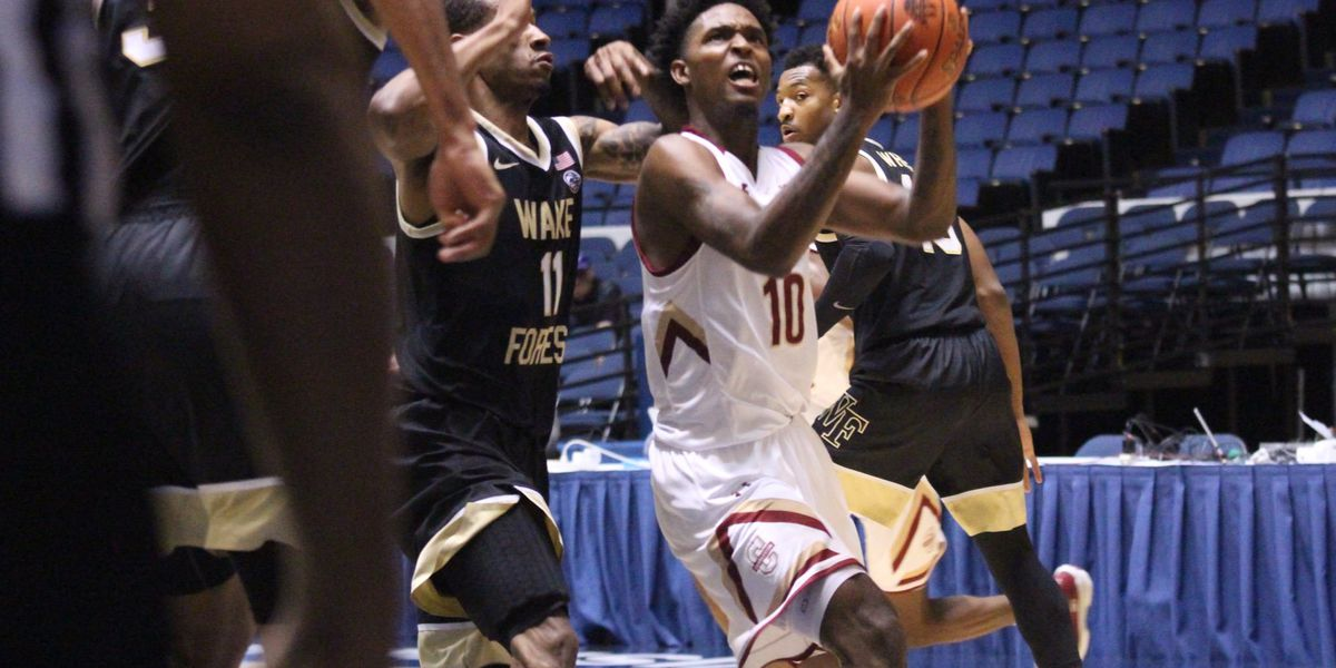 Cougars' Battle With Wake Forest Falls Short In Opening Round Of Wooden Legacy