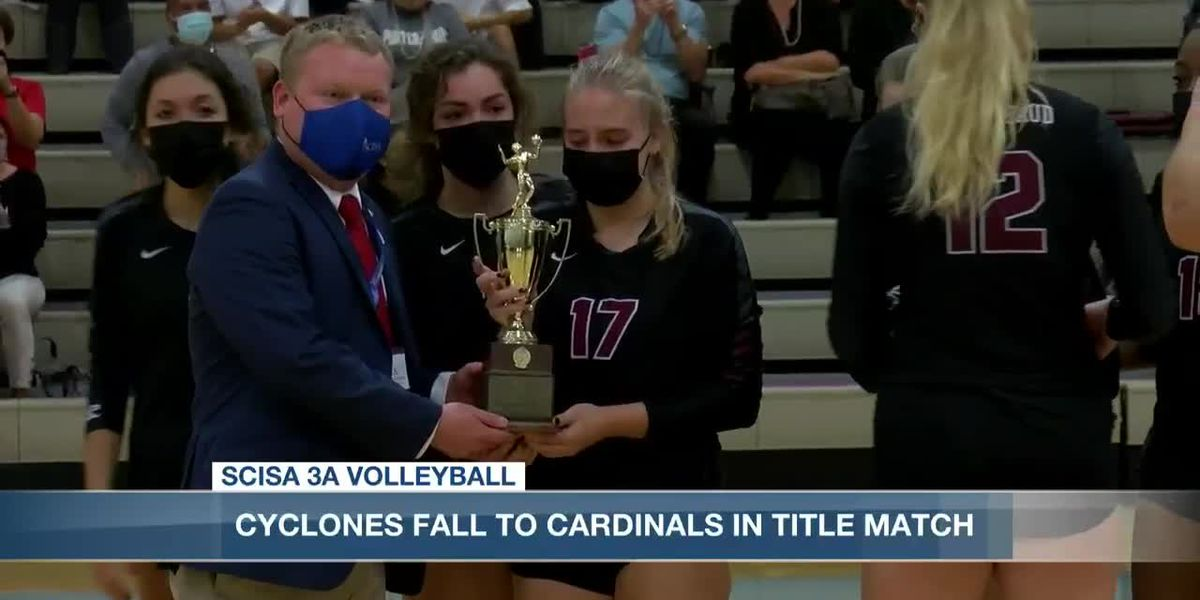 VIDEO: Tuesday's volleyball playoff highlights