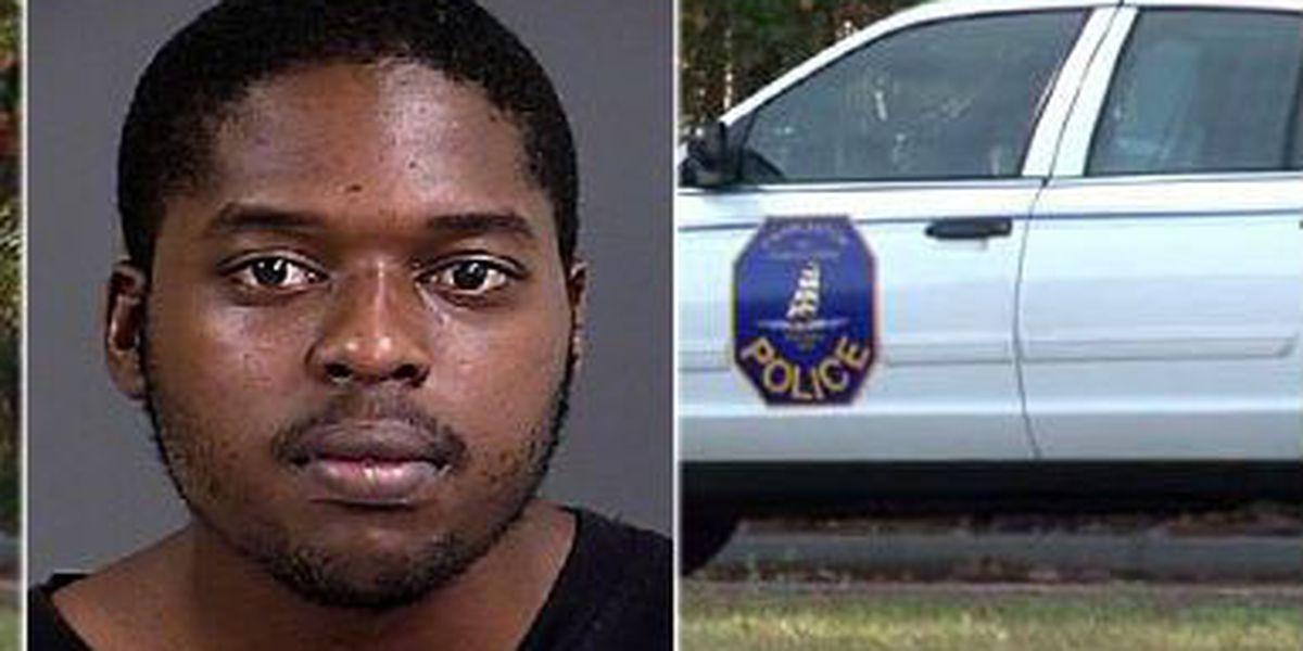 Police arrest man after thieves rummage through W. Ashley cars