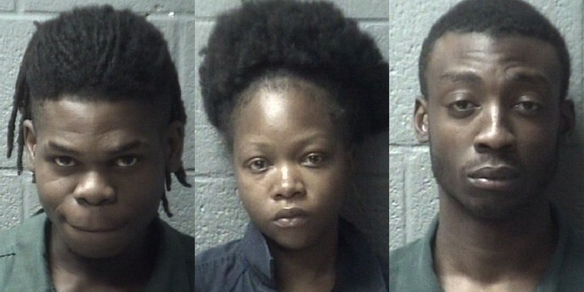 Four arrested on weapons, drug charges in Orangeburg Co. following a shooting
