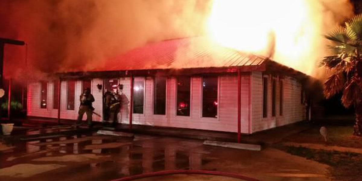 Colleton Co. diner heavily damaged in early-morning fire