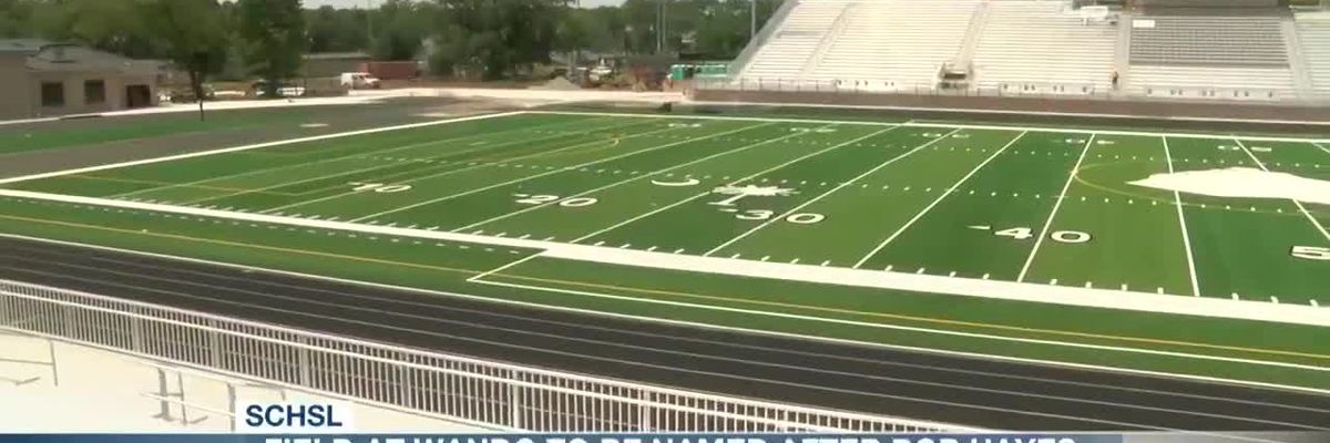 VIDEO: District 2 stadium to be named after Bob Hayes