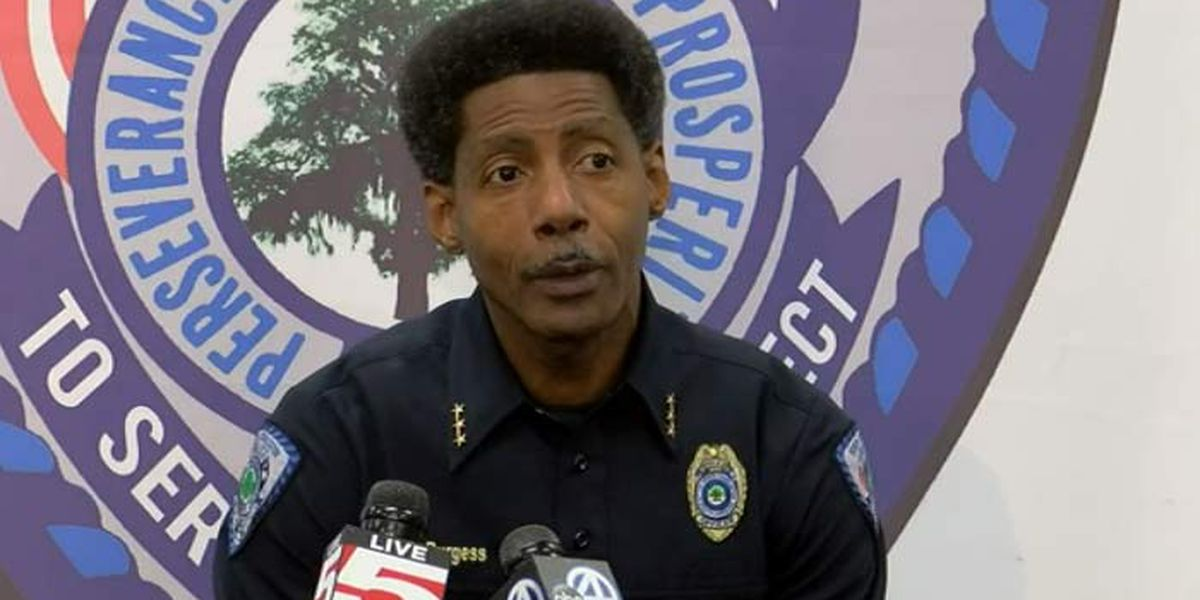 North Charleston Police chief in self-isolation after possible COVID-19 exposure