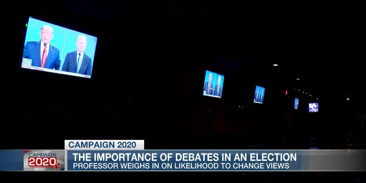 VIDEO: Final presidential debate likely won't change minds