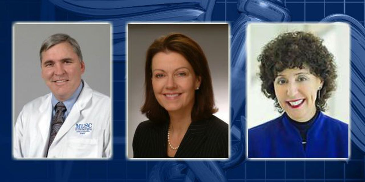 MUSC announces three presidential finalists