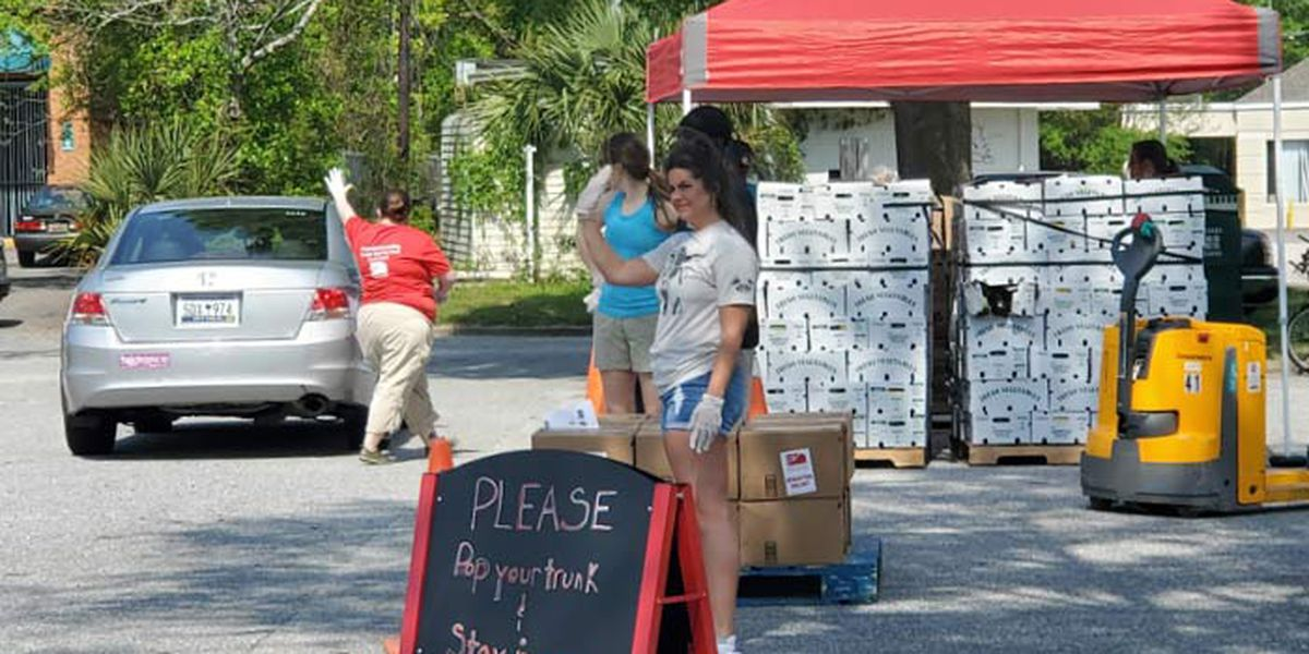 Lowcountry Food Bank unites broadcasters for 24-hour relief fund drive