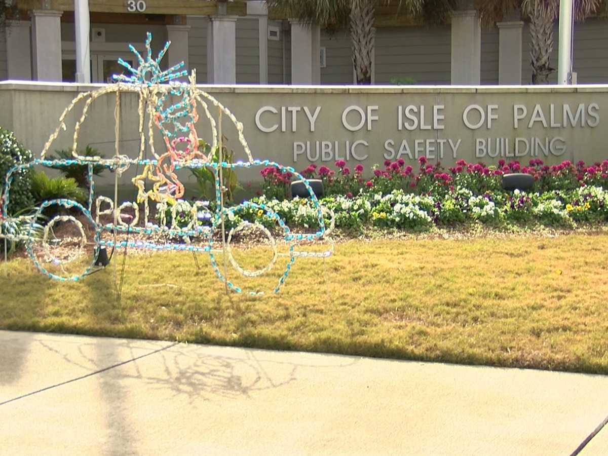 IOP moves forward with project to repair deteriorating public safety building