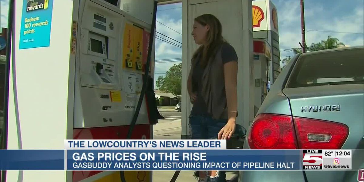 VIDEO: Gas prices on the rise after Colonial Pipeline cyber attack