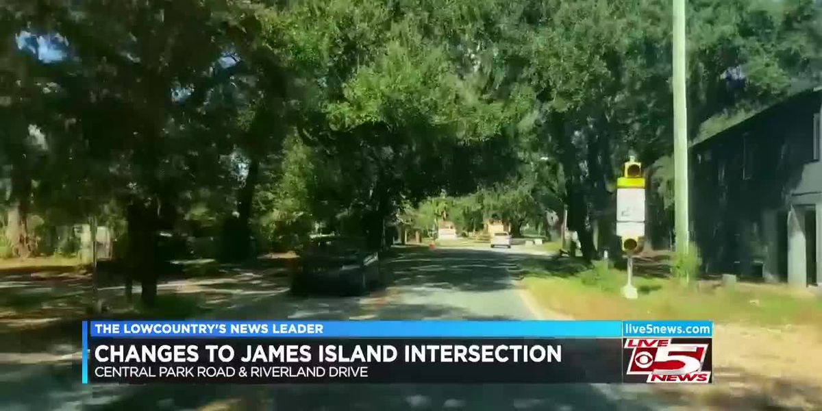 Improvement designs to be revealed for busy James Island intersection