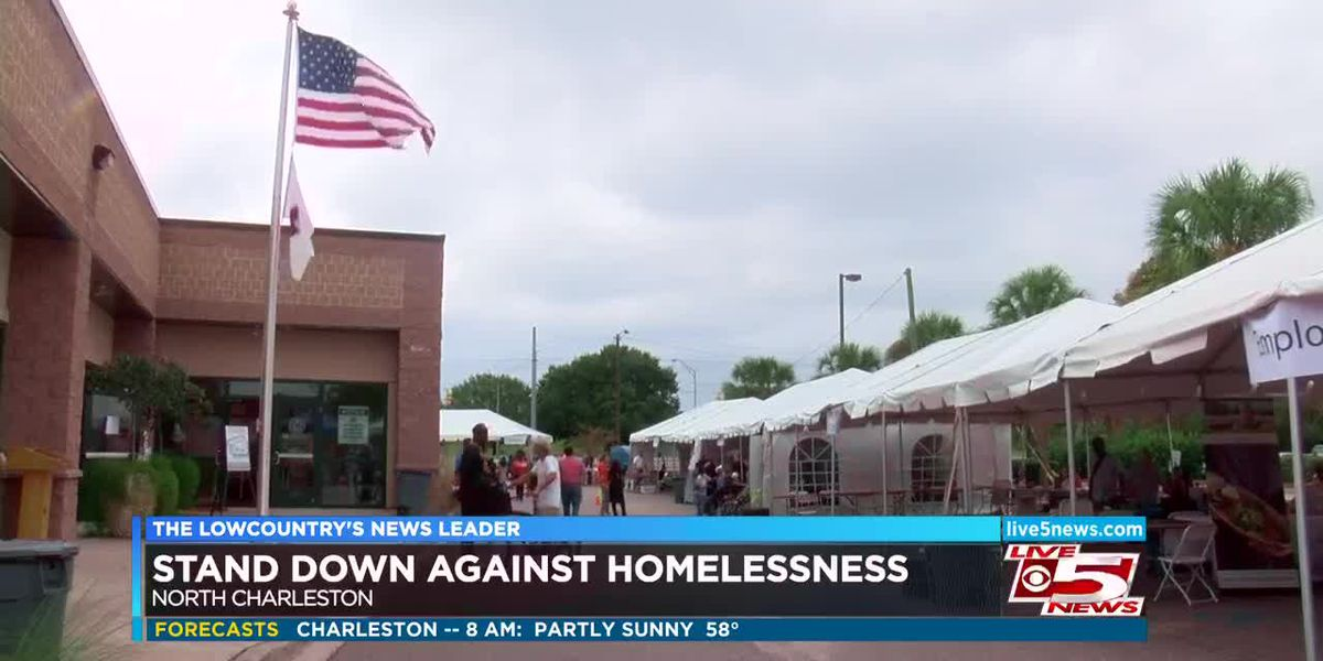 VIDEO: VA hosts Stand Down Against Homelessness event