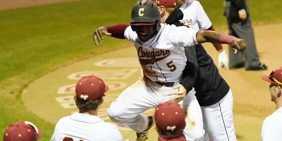 Pair Of Five-Run Innings Power Cougars To 13-1 Friday Night Win