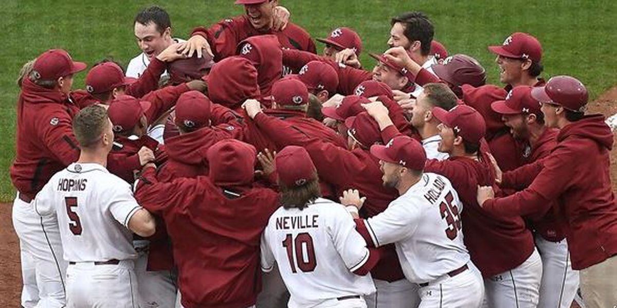 Campbell, Gamecocks Walk Off Utah Valley For Fifth Straight Win