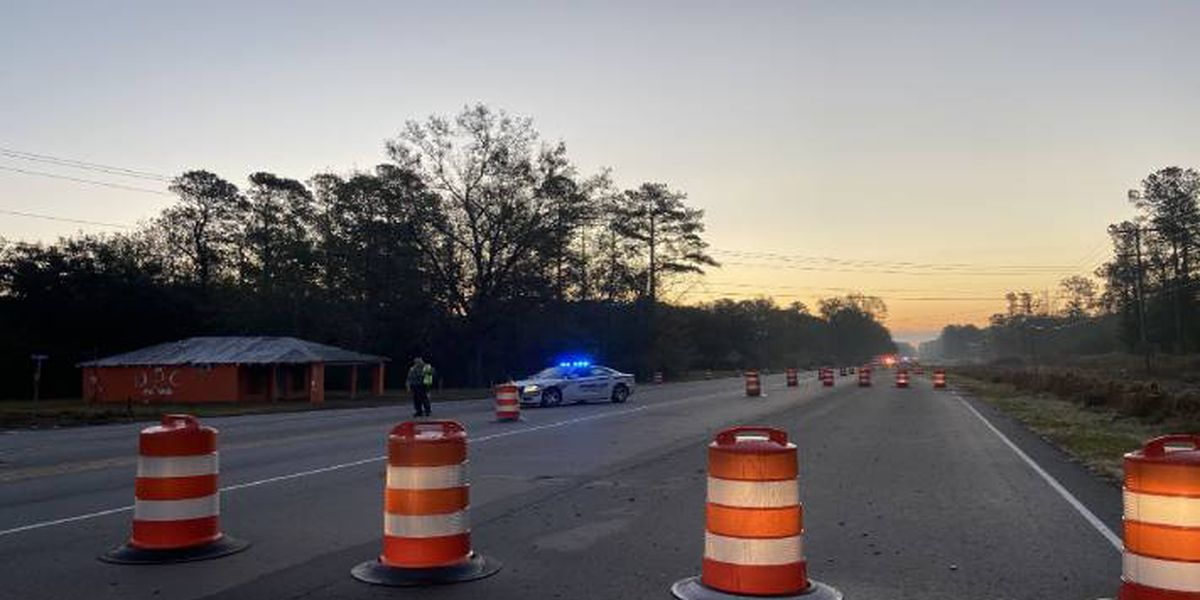 Troopers: 1 dead after crash closes Hwy. 78 in Dorchester Co.