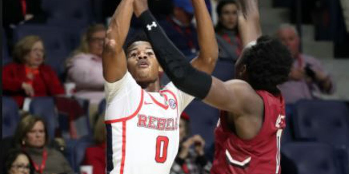 Gamecock men drop road contest at Ole Miss