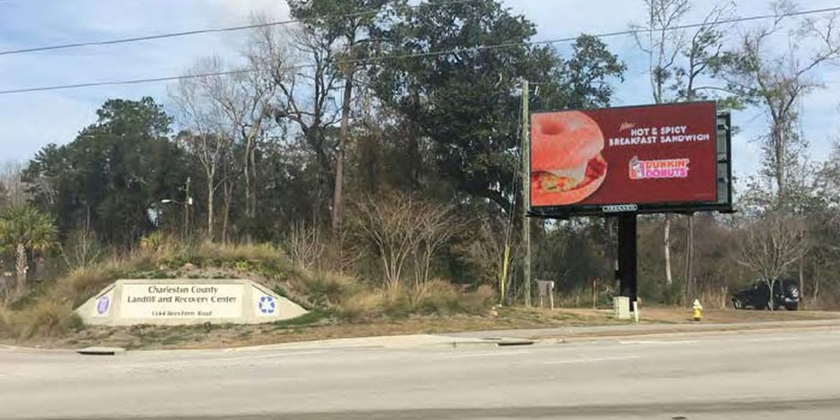 Charleston Co. Council holding preliminary vote Thursday on controversial billboard