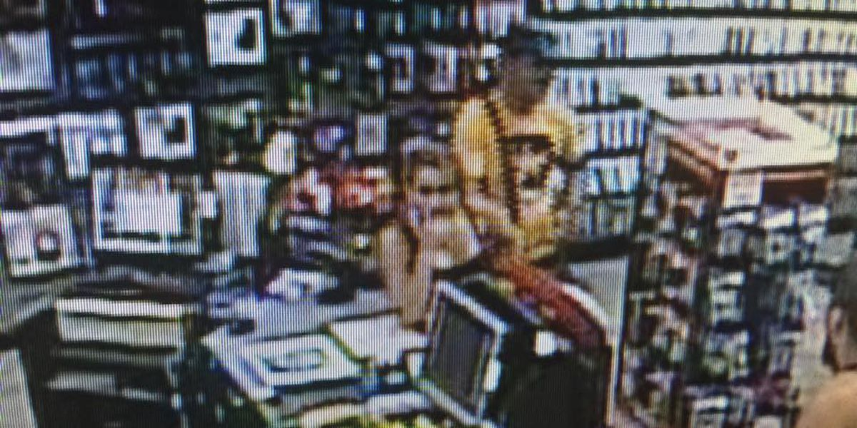 Police looking for suspects using cloned credit cards in Mt. Pleasant