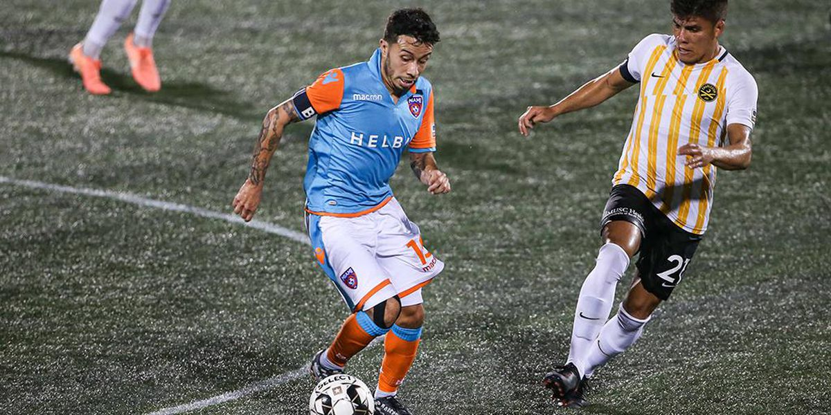 Battery suffer heartbreaking 4-3 loss to Miami FC