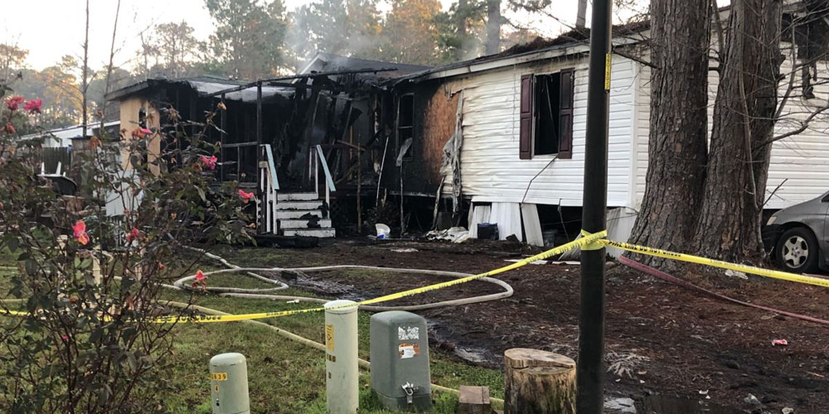 State officials investigating deadly mobile home fire in Bluffton