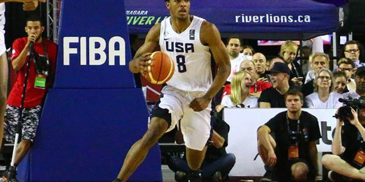 Porter-Gaud's James helps US rout Canada to win FIBA Americas under-18 title