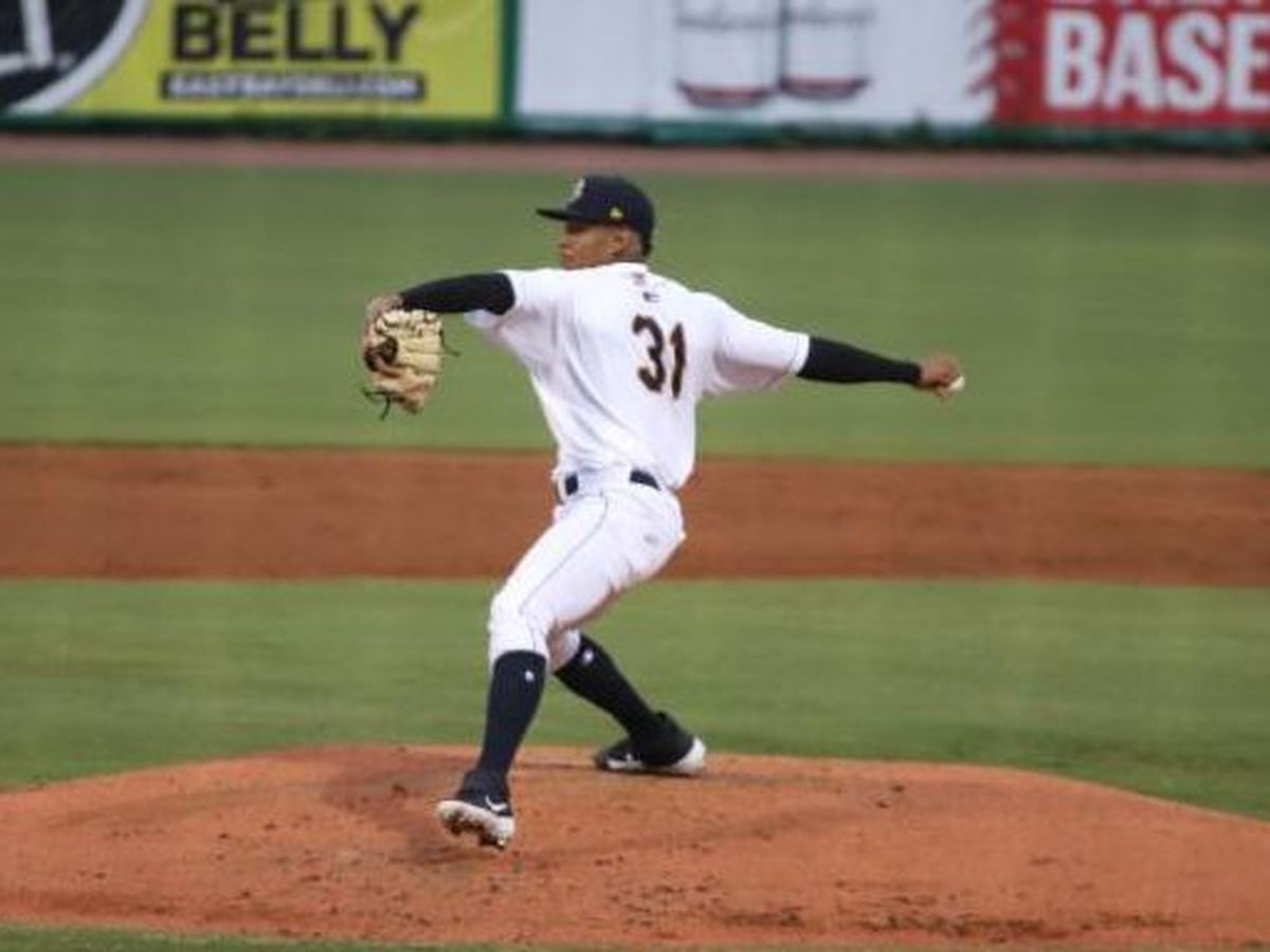 Brito Provides Career Night as Charleston Drops Game Two