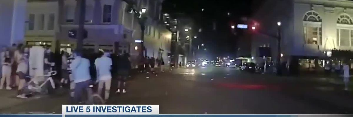 VIDEO: Live 5 Investigates: Charleston Police turn mistakes during riot into lessons learned