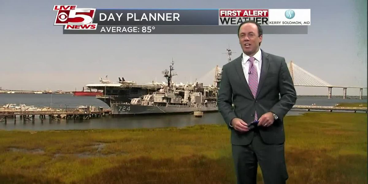 VIDEO: Your Tuesday forecast