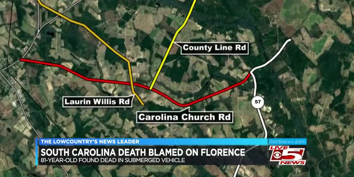VIDEO: Florence claims ninth victim in S.C.
