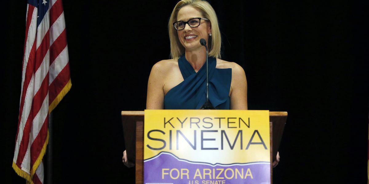 More races go to Democrats, including Senate seat in Ariz.