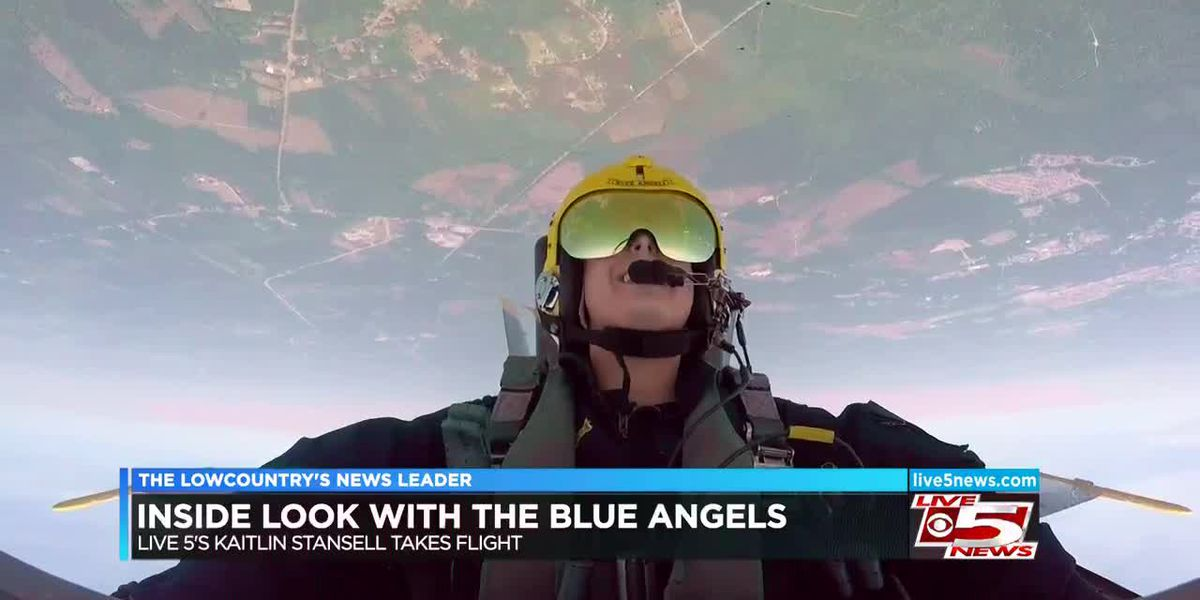 Inside look with the Blue Angels