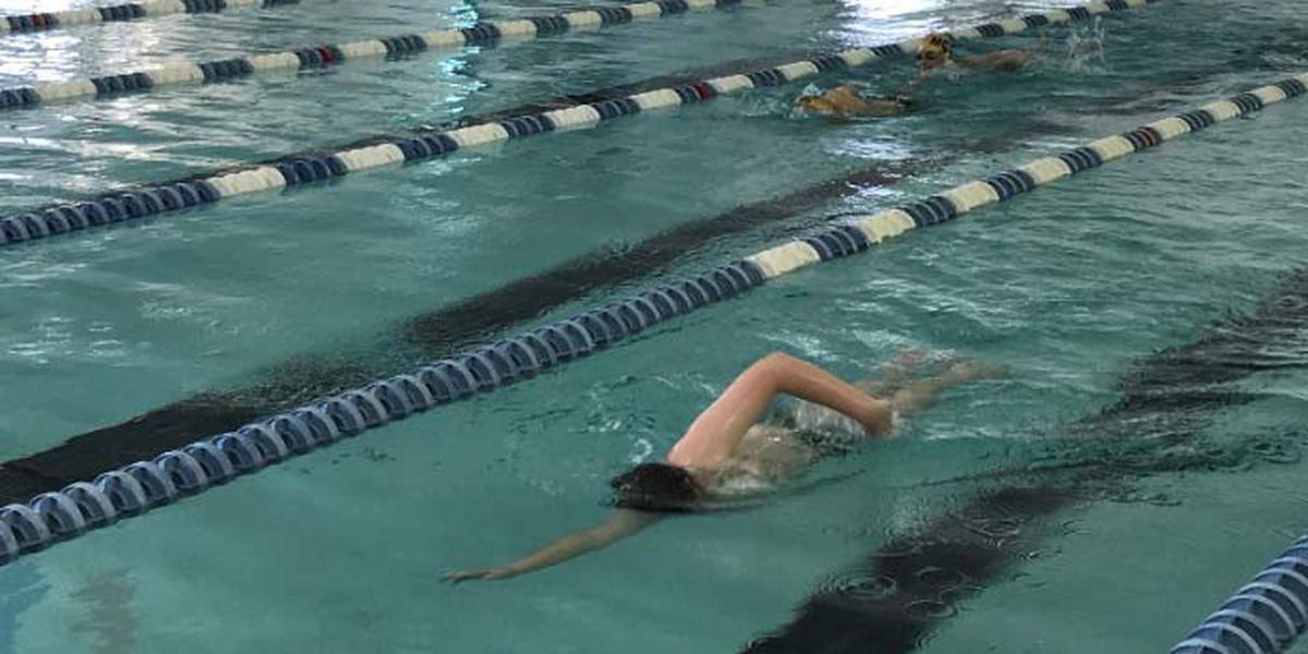 North Charleston city pools open with limits on number of swimmers