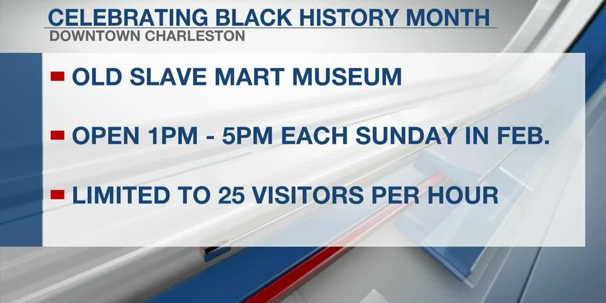 VIDEO: Old Slave Mart Museum opening extra hours for Black History Month
