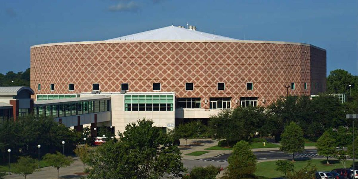 North Charleston Coliseum, Performing Arts Center announce new clear bag policy
