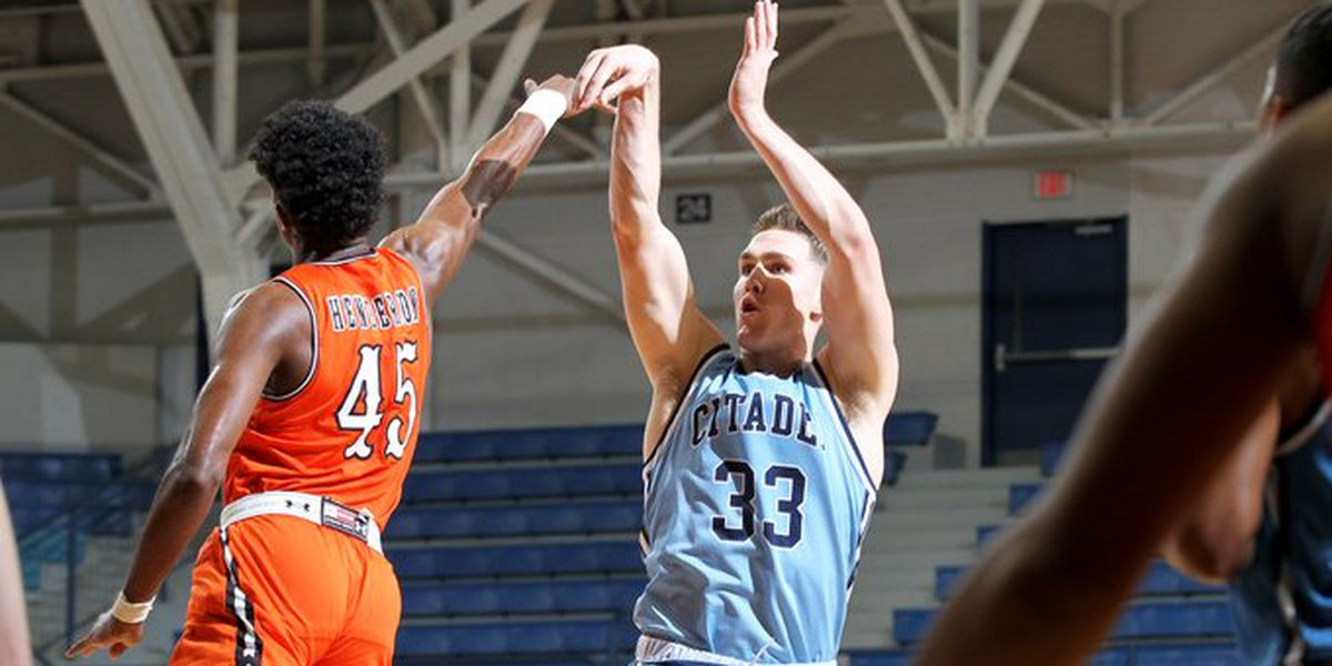 The Citadel falls at home to Campbell