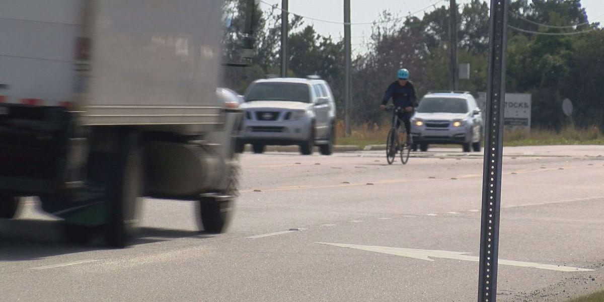 Traffic alert: Lane closures, shifts next week in Mt. Pleasant