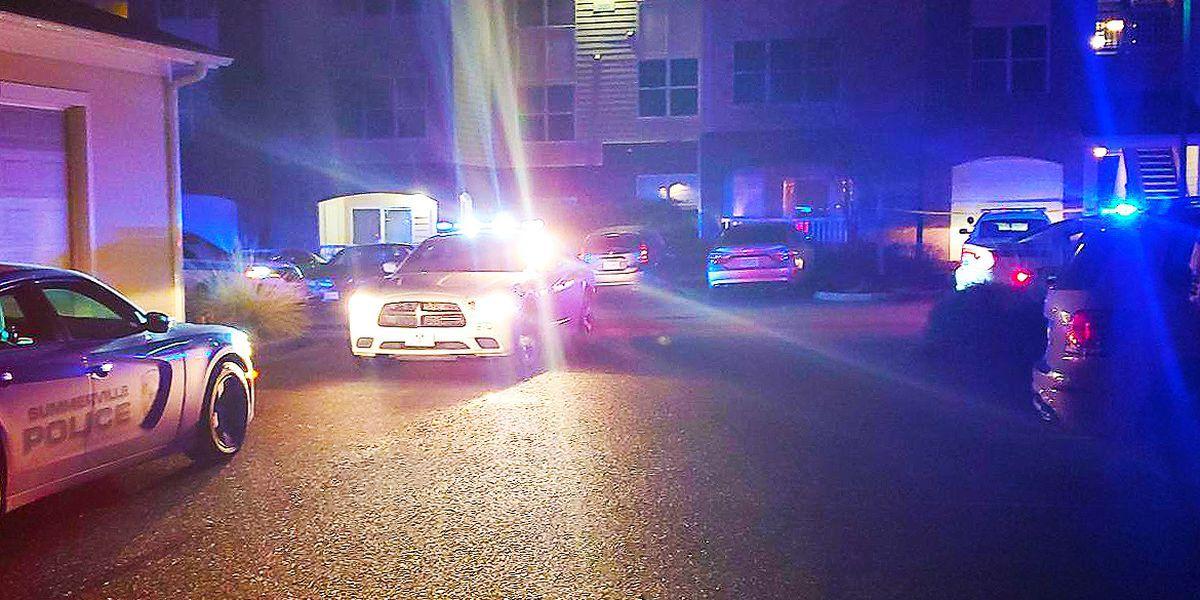 Police continuing investigation into gun battle at Summerville apartment complex
