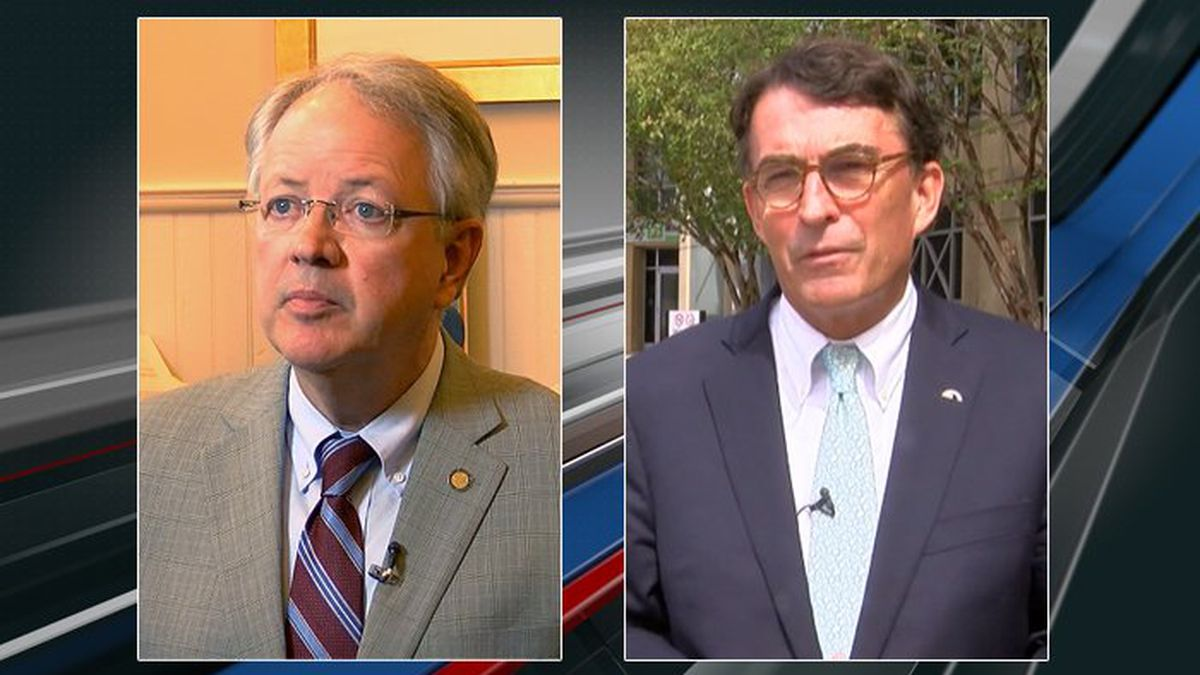 City of Charleston voters head to polls for mayoral runoff election