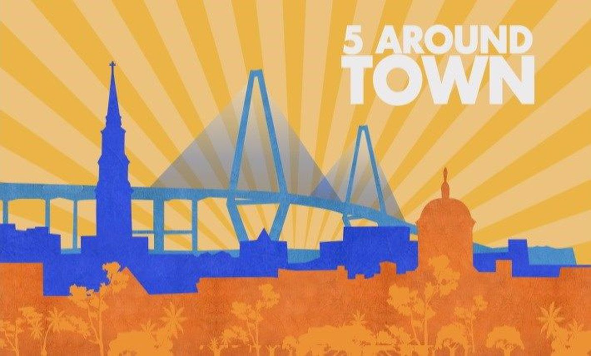 5 Around Town: A beer garden, triathlon, fishing tournament, and