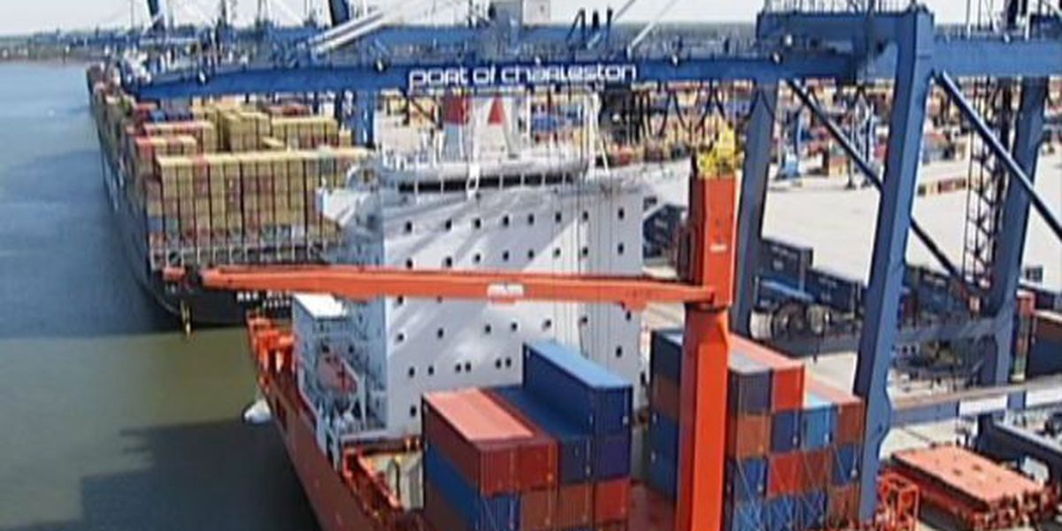SC container volume up; Inland port delayed