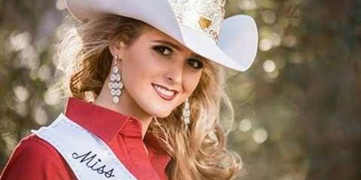With new pageant title, Charleston woman becomes a spokesperson for professional rodeo