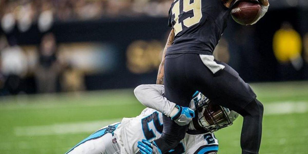 Panthers' season ends at Saints 31-26